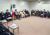 اعضای مجلس خبرگان رهبری با امام خامنهای دیدار کردند