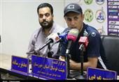 خوزستان  گلمحمدی: از نتیجه بازی مقابل نفت راضی نیستم/ بازی مقابل تیمی که دفاع میکند، سخت است