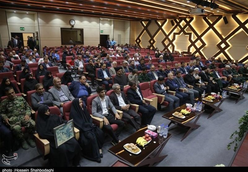 مجموعه ورزشی شهید اکبری قم افتتاح شد