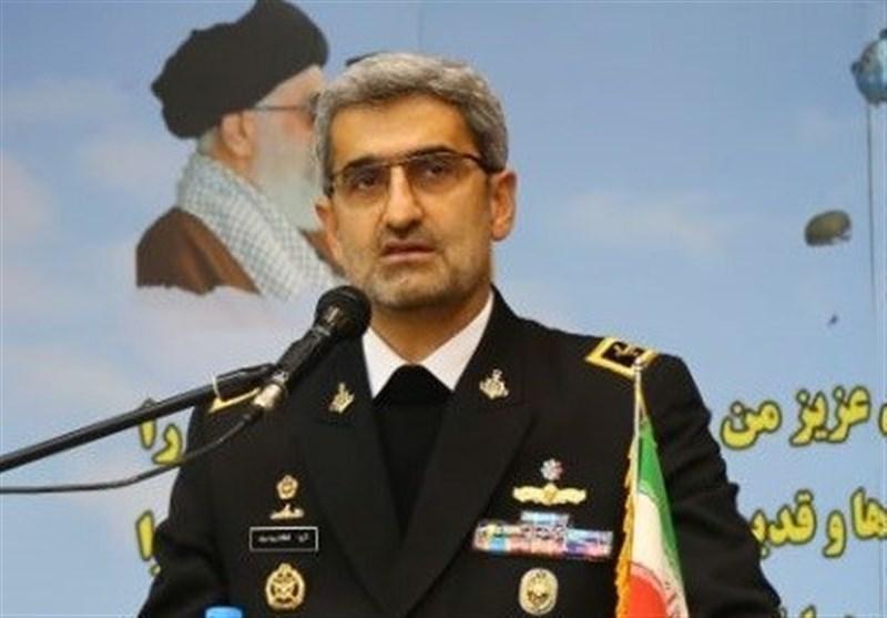 تقدیر سازمان جهانی دریانوردی از نیروی دریایی ارتش ایران/ سیاست 100ساله آمریکا را در جبلالطارق شکستیم