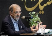 """موسوی گرمارودی: با """"حکایتگویی"""" در تلویزیون میتوان از زبان فارسی صیانت کرد"""
