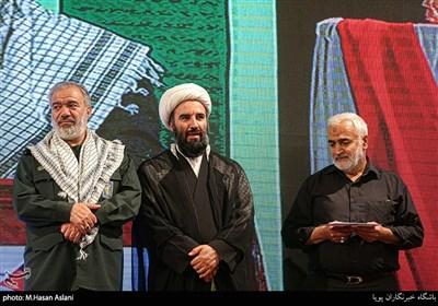 سردار علی فدوی جانشین فرمانده کل سپاه پاسداران