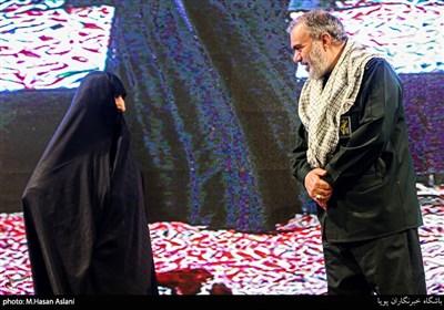 یادواره شهدای محله کن با حضور سردار علی فدوی جانشین فرمانده کل سپاه پاسداران