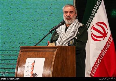الأدمیرال فدوی: ایران أحبطت جمیع محاولات الأعداء لزعزعة أمن واستقرار البلاد