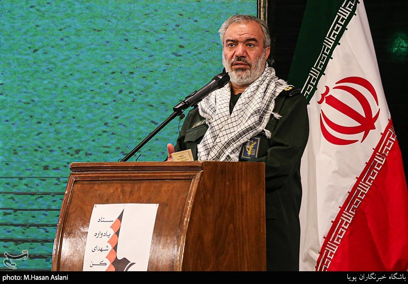 جانشین فرماندهکل سپاه: پارامترهای قدرت ایران با زمان پیروزی انقلاب قابل مقایسه نیست,