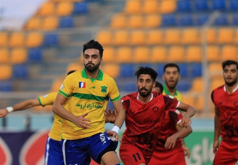 جام حذفی فوتبال| صعود صنعت نفت آبادان با شکست قشقایی در شیراز