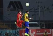 جام حذفی فوتبال|تساوی یک نیمهای گلگهر و نفت مسجد سلیمان