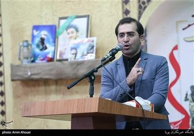 شعرخوانی حمیدرضا برقعی در یادواره ۲۶۶ شهید محله ستارخان