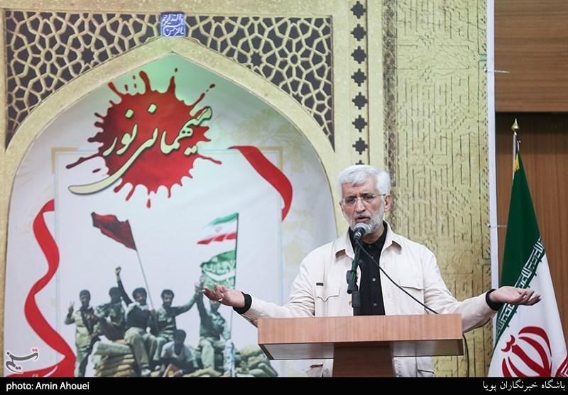 عضو مجمع تشخیص مصلحت نظام در اصفهان: هر رأی درست؛ یک موشک نقطه زن بر قلب تحریمها و دشمن است