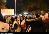 اخبار اربعین 98| آخرین آمار خدمترسانی هلال احمر در مرزهای خوزستان