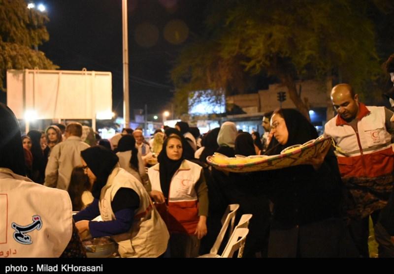 اخبار اربعین98| خدمترسانی هلال احمر در مرزهای خوزستان تا 15 آبان ماه تداوم دارد