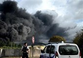 Fire at French Chemical Plant Extinguished