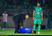 رجبزاده: نتایج ذوب آهن در تیم دیگری گرفته میشد تاکنون مربیاش عوض شده بود/ دلایل باشگاه برای حمایت از منصوریان چیست؟