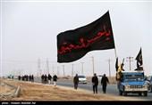 اعزام 7 هزار نفر از مناطق محروم به پیادهروی اربعین + عکس