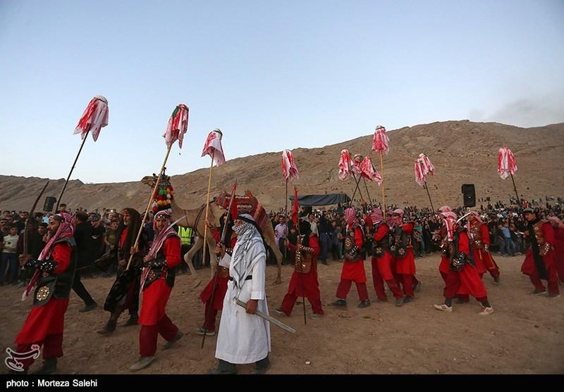 بوشهر|سومین سوگواره کشوری تعزیه در جم آغاز به کار کرد