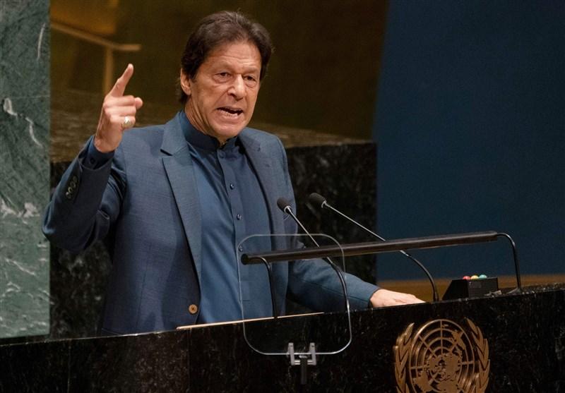 عمران خان: کشورهای غربی از انتقال غیرقانونی سرمایه کشورهای ضعیف به بانکهای خود استقبال میکنند