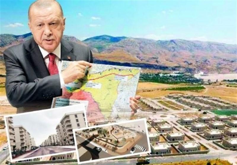 گزارش| ترکیه بهدنبال ساخت سوریهای کوچک در شمال سوریه