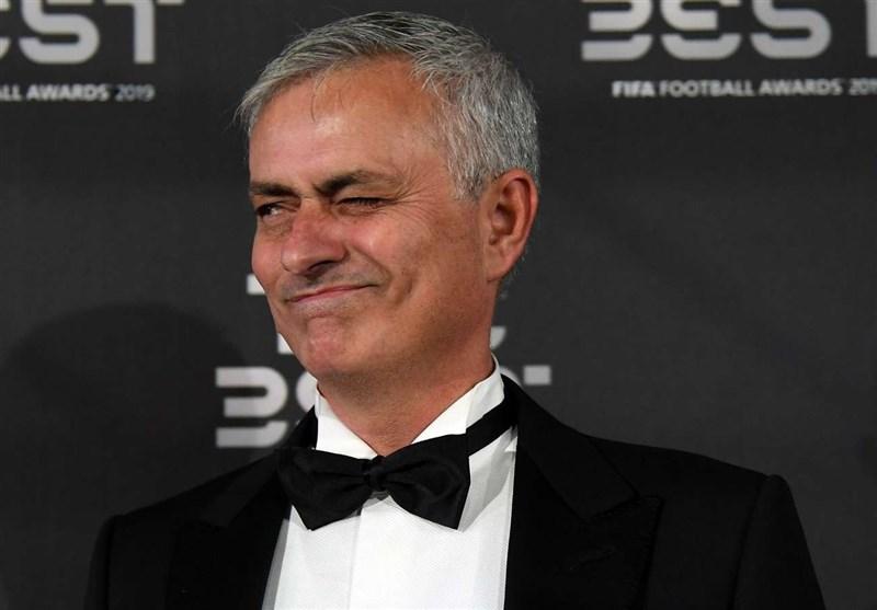 بهترین فوتبالیست دنیا به انتخاب ژوزه مورینیو