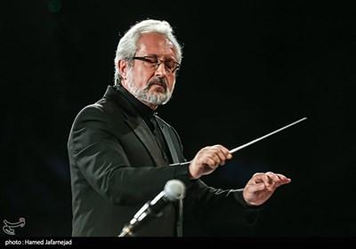 سید محمد میرزمانی رهبر ارکستر