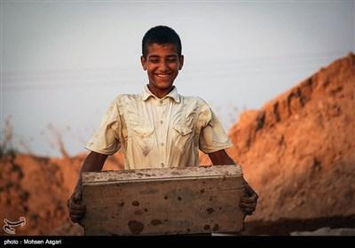 کودکان کار روستای نومل گرگان