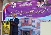 قدردانی وزیر آموزش و پرورش از مسئولیتپذیری خیرین در مناطق زلزلهزده / ساخت 190 مدرسه تحسینبرانگیز است