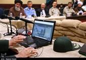 رونمائی از بخش دفاع مقدس پایگاه اطلاعرسانی دفتر حفظ و نشر آثار رهبر انقلاب