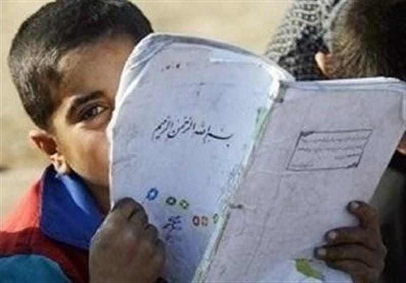 اهدا۲۵۰ بسته اقلام مدرسه به دانش آموزان کم بضاعت زنجانی