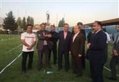 آکادمی بینالمللی تیراندازی با کمان با حضور سلطانیفر افتتاح شد + عکس