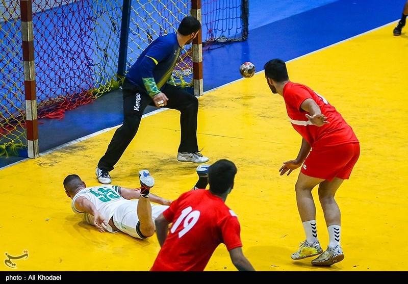 هندبال انتخابی المپیک 2020  پایان کار ایران با تساوی برابر کویت