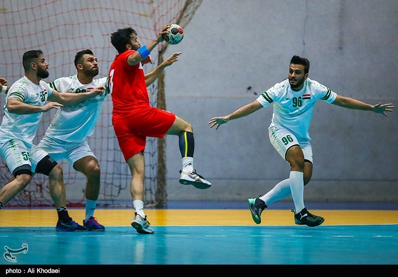 Iran Defeats Kuwait at Asian Handball Championship