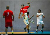 Iran Falls Short against Bahrain at Asian Handball Championship