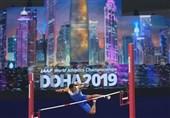 روز دوم مسابقات دوومیدانی قهرمانی جهان