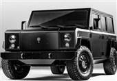 نخستین خودروی برقی آفرود تولید میشود + تصاویر
