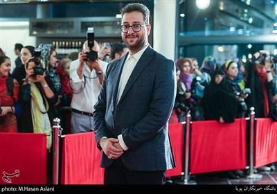 دکتر سیدبشیرحسینی در اکران خصوصی فیلم سینمایی درخونگاه در پردیس ملت