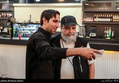 محمدرضا شریفی نیا در اکران خصوصی فیلم سینمایی درخونگاه در پردیس ملت