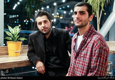 سیاوش اسدی کاگردان فیلم سینمایی درخونگاه
