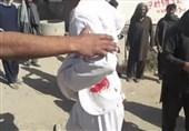 افغانستان| تظاهرات در «غزنی» علیه تلفات غیرنظامیان به خشونت کشیده شد