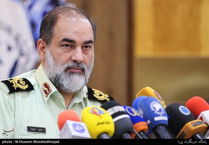 شیرزاد: بازداشت غلامرضا منصوری توسط اینترپل با درخواست پلیس ایران انجام شد