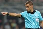اعلام اسامی داوران شب نخست از هفته پنجم مرحله گروهی لیگ قهرمانان اروپا
