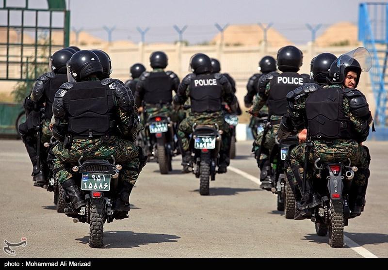 فیلم/پاسخ آشوبگران به سعهصدر مأموران پلیس در اغتشاشات اخیر