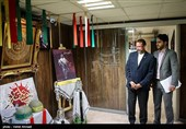 سفیر ونزوئلا از خبرگزاری تسنیم بازدید کرد+تصاویر