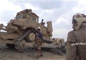 نیروهای مسلح یمن: بدون لغو محاصره صلح ممکن نیست/ هلاکت 1000 مزدور و اسارت 2000 نفر دیگر+ فیلم