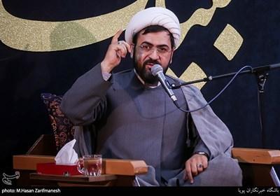 سخنرانی حجت الاسلام سرلک