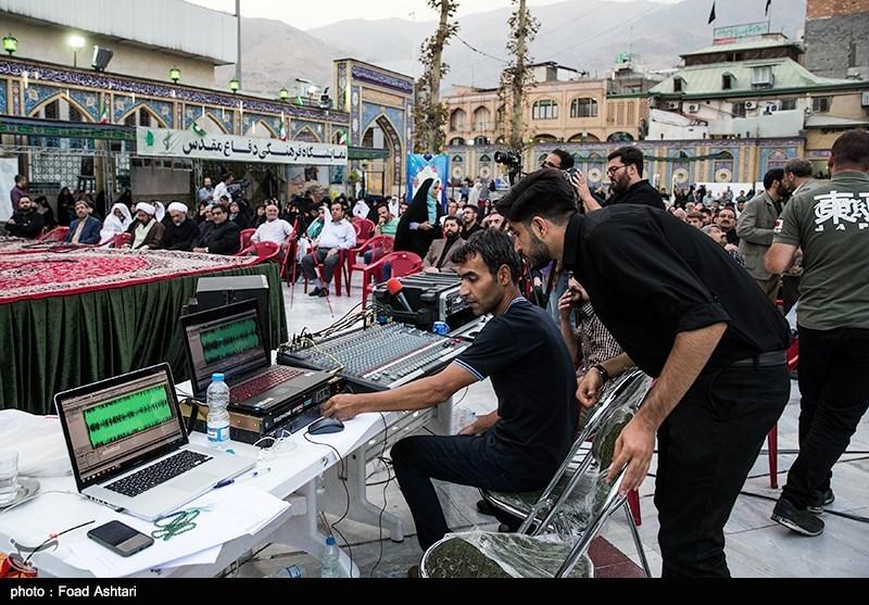 زمان شروعِ فعالیت رادیو اربعین با 3 استودیو در کربلا، مشهد و تهران