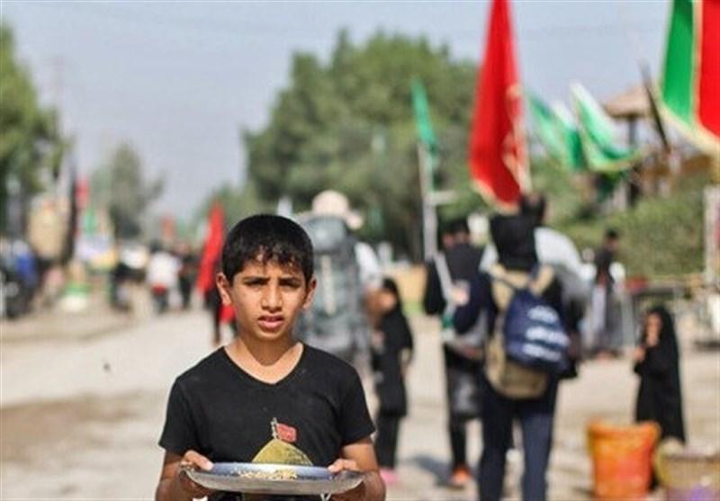 اعزام جمعی از دانشآموزان منتخب مدارس صدرا به مراسم اربعین حسینی
