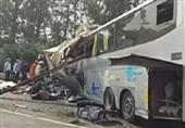چین: خوفناک ٹریفک حادثے میں 36 جاں بحق 36 زخمی