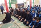 شرکت دانشآموزان در نماز جماعت مدارس اختیاری است