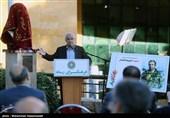سردیس شهید علیرضا افشار رونمایی شد