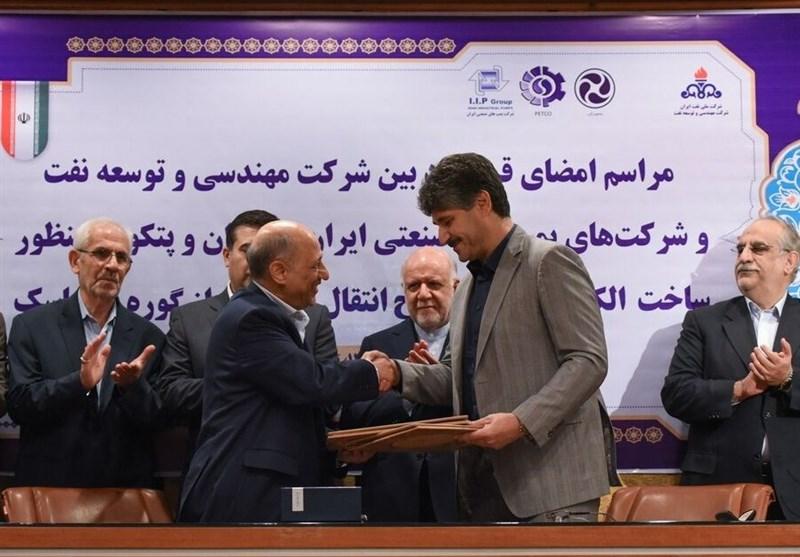 الکتروپمپهای تبریزی نفت صادراتی کشور را به جاسک پمپ میکنند