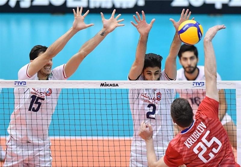 جام جهانی والیبال| ایران با شکست شروع کرد/ شاگردان کولاکوویچ حریف روسیه نشدند